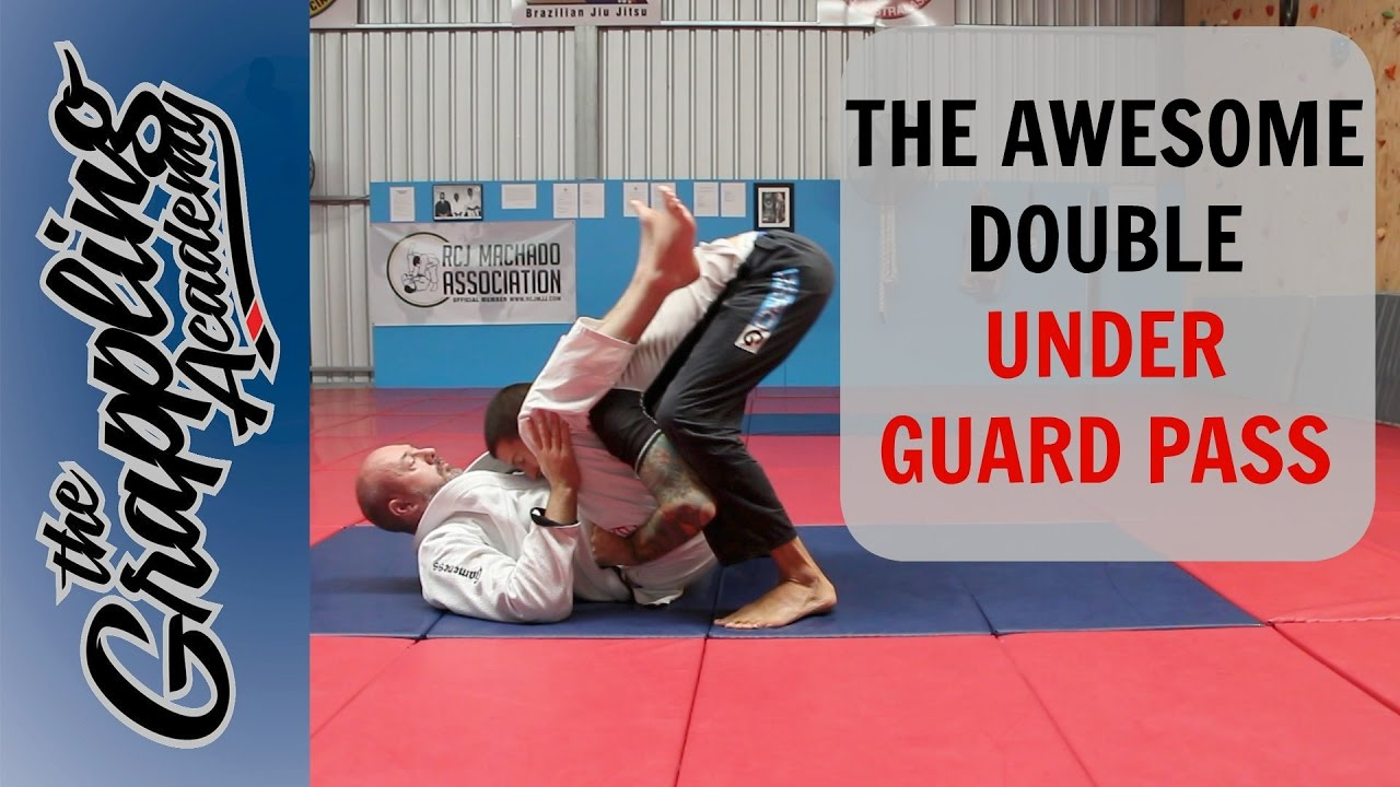 The GREAT DOUBLE UNDER Guard Pass!