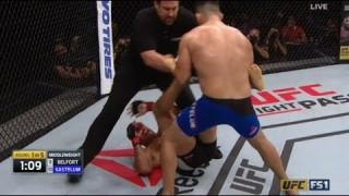 UFC Fight Night 106: Vitor Belfort vs Kelvin Gastelum
