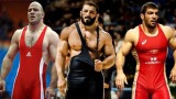 Wrestling! Best throws! Best highlights!