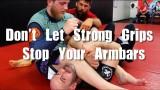 2 BJJ Armbar Grip Breaks (Twist and Wrists) – Nick Albin