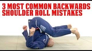 3 Most Common Backwards Shoulder Roll Mistakes – Stephan Kesting