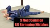 3 Most Common BJJ Shrimping Mistakes – Stephan Kesting