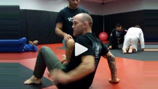 DLR / reverse DLR – deep half guard / single leg spin drilling – Jeff Glover