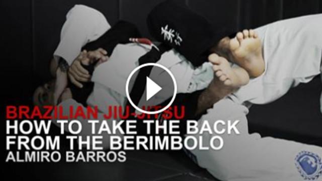 How To Take The Back From The Berimbolo in Brazilian Jiu-Jitsu- Evolve University