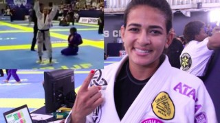 Bia Mesquita Submits Mackenzie Dern in 1 min at Rio Fall Open