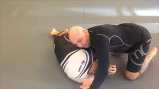 Darce Choke From Knee On Belly – Chris Lyon