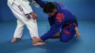 Fake Guard Pull Ankle Pick – Alberto Serrano