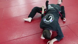Fast Easy Leglocks Off X-Guard Sweep- Chad the Beast Hardy