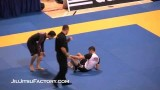 G Roll Half Guard Sweep – Caio Terra