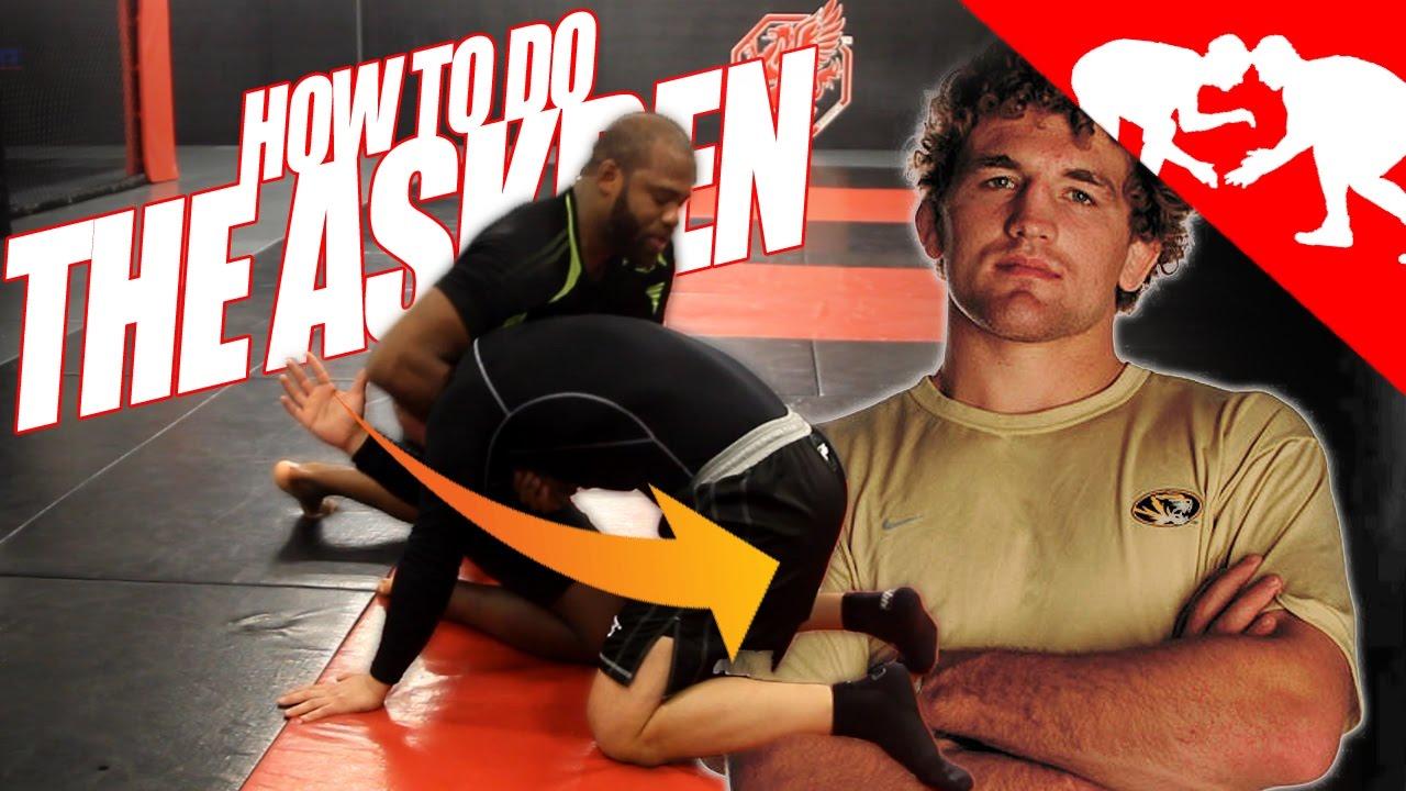 How To Do The Askren (Wrestling)