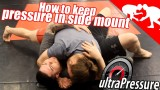 How to keep pressure in side mount – Hugh McKenna