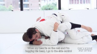 How to pass a Flexible Guard –  Luiz Panza