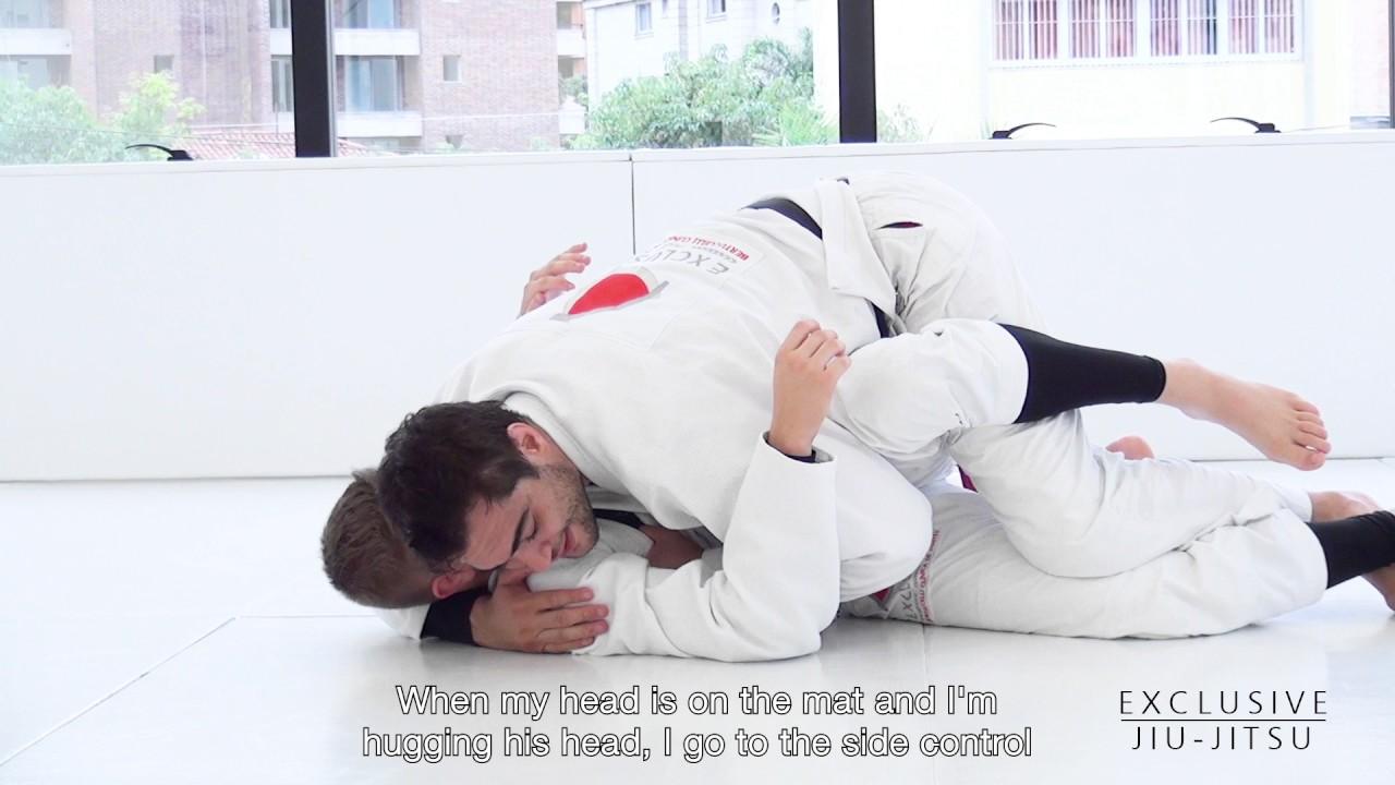 How to pass a Flexible Guard –  Luiz Panza
