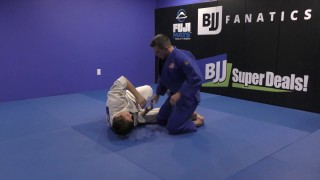 Jimmy Pedro: Preventing The Kimura From Over Under