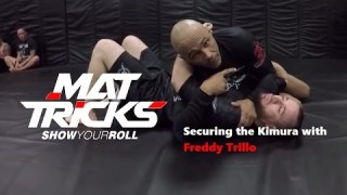 Kimura from Side Control with Freddy Trillo