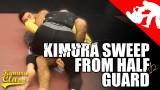 Kimura Sweep from half guard  – LI MMA