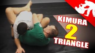 Kimura to Triangle Choke – Eric Ott