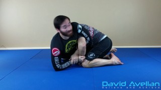 Kimura Trap / Kimura Lock Down to Leg Locks – David Avellan