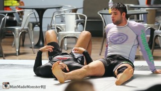 Leandro Lo Rolling With Buchecha