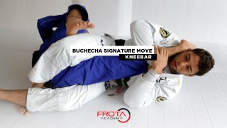 Marcus Buchecha – Signature Move – Knee Bar from X guard