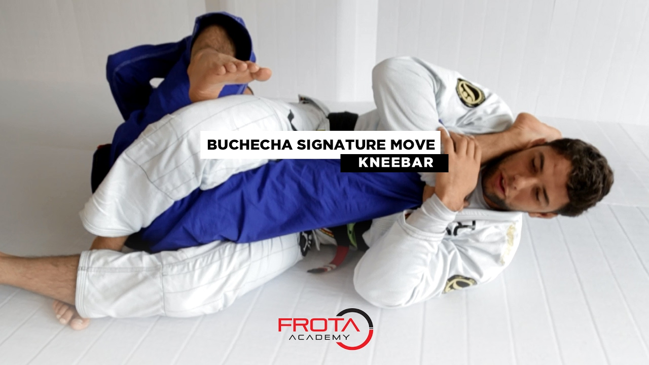 Marcus Buchecha – Signature Move – Knee Bar from X guard