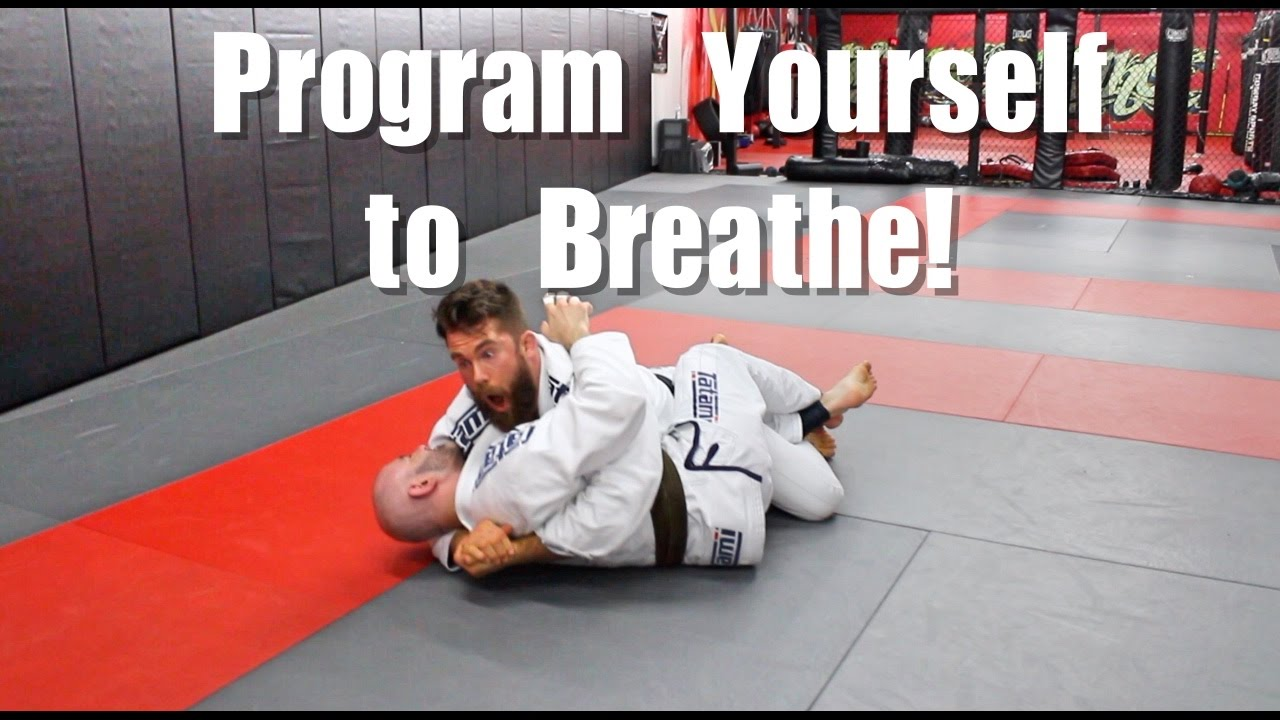 Stop Holding Your Breath in BJJ ( Easy Drilling Tip ) – Nick Albin