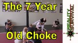 The 7 Year Old Choke – Jeff Glover BJJ Seminar