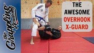The AWESOME OverHook X-GUARD! -Tom Davey