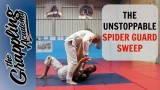 The UNSTOPPABLE Spider Guard SWEEP!