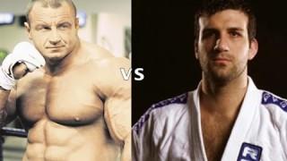 World's Strongest Man vs. Rolles Gracie (4th Degree BJJ Blackbelt) | Lawrence Kenshin