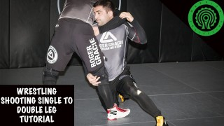 Wrestling Shooting Single to Double Legs Effectively in BJJ – Lyubo Kumbarov