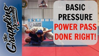 A Basic Power Pressure Pass – Done Right! – Tom Davey