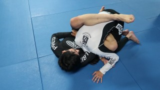 Arm in Guillotine vs Single Leg – Alberto Serrano