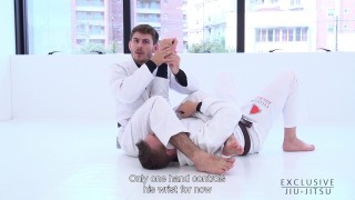 Arm Lock from the Mount – Drilling and Positioning – Guilherme Pinheiro