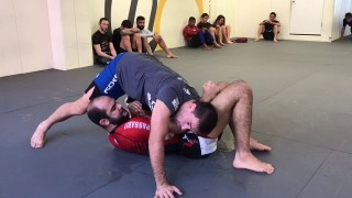 Armbar From Side Control by Demian Maia