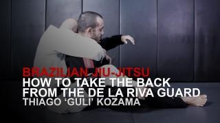 De La Riva Guard Back Take | Evolve University