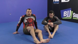 Dean Lister's Best Heel Hook Escape
