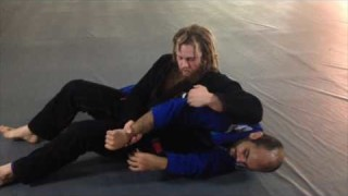 """Different Arm-Lock From Side Control – Sean """"Cubby"""" Peters"""
