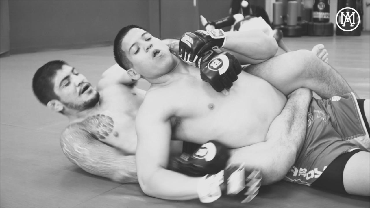 Dillon Danis Sparring MMA