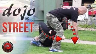 Dojo vs Street: De La Riva Guard: BJJ Self-Defense