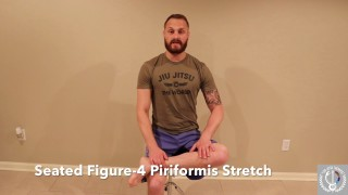 Exercises to Treat BJJ-Related Sciatica Even If You Sit All Day at Work