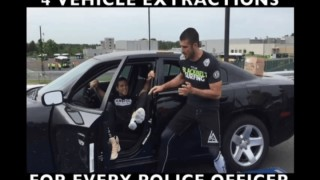 4 Vehicle Extractions in Under 60 Seconds!