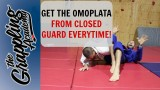 How To Get The Omoplata From Closed Guard – EVERYTIME! – Tom Davey
