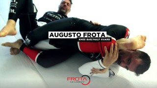 Knee Bar from Half Guard – Augusto Frota