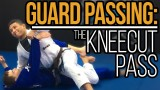 Kneecutting | BJJ Guard Passing | Dominique Bell
