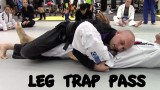 Leg Trap Pass and Knee Bar – Dominik Artuković