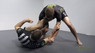 Reverse De La Riva Back Take- Jason Rau