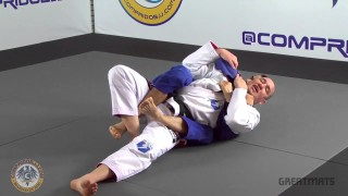 Rodrigo Comprido Shows The Best Back Escape technique