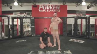 Ryan Bader – Naked Single Leg Defense