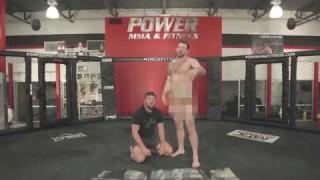 Ryan Bader – Naked Single Leg Defense